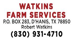 Watkins Farm Services